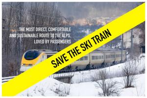 Soutenons la campagne Save the Ski Train